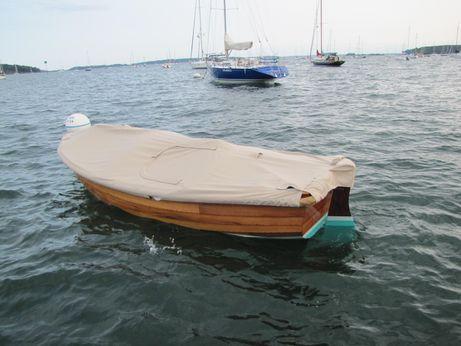 2005 Nw School Of Wooden Boats De Vries-Lentsch Designed