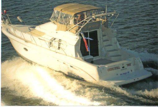 2002 Silverton 35 Convertible
