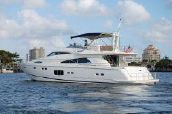 photo of 74' Fairline Squadron 74