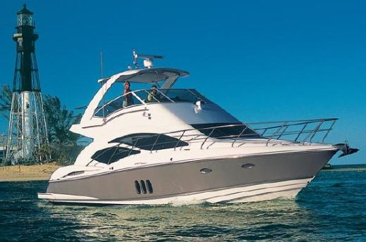 2010 Cruisers Yachts 447 Sport Sedan
