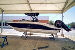 2019 Sea Ray SPX 210 Outboard