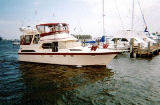 1987 Hi Star Sun Deck