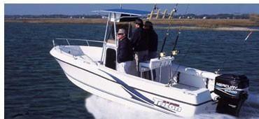 2002 Triton 2200 CC
