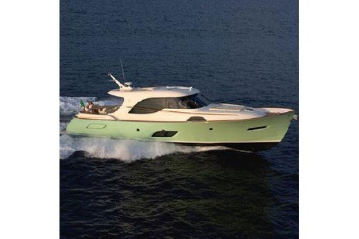 2008 Mochi Craft 64 Dolphin