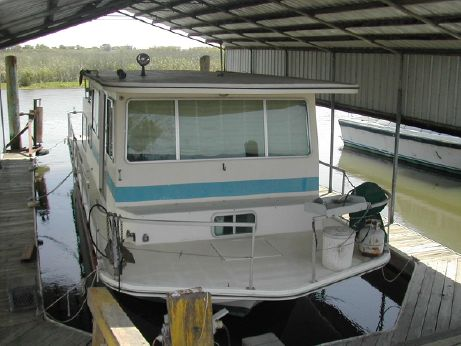 1974 Harbor-Master 40' HOUSEBOAT