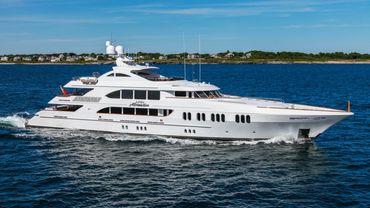 2010 Motor Yacht Trinity