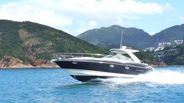 2014 Monterey 415 Sport Yacht