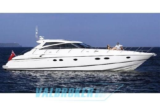 2006 Princess Yachts V 58
