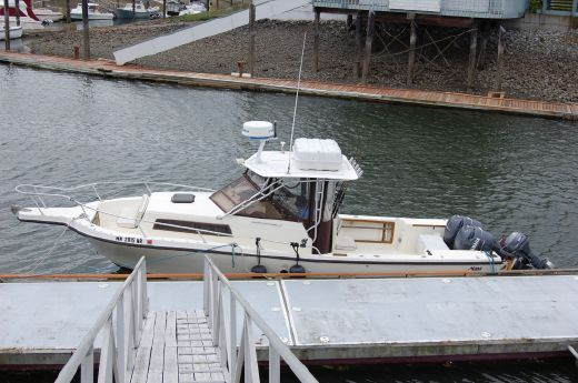 2000 Mako cuddy cabin sport fisher