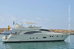 2003 Ferretti Yachts 680