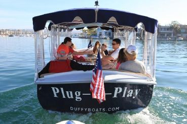 2015 Duffy Electric Boat Duffy Electric