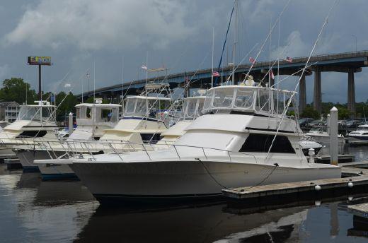 1992 Viking Yachts Convertible