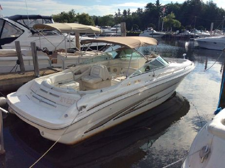 1998 Sea Ray 280 Bow Rider   11702