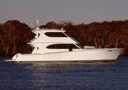 2011 Maritimo 60 Cruising Motoryacht