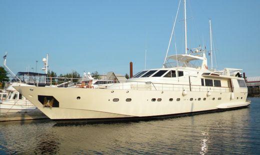 1986 Azimut Motoryacht