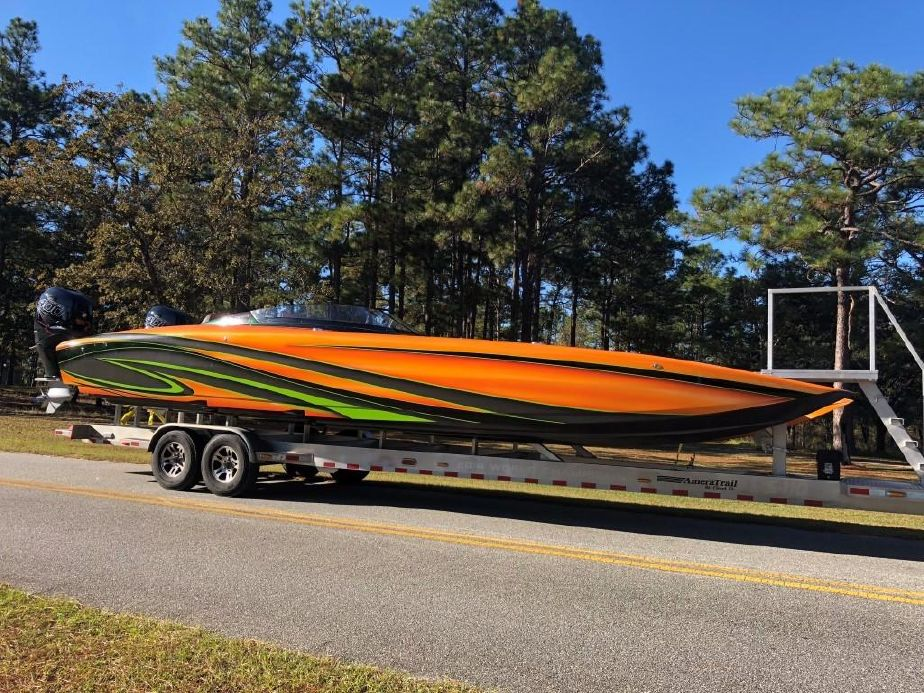 Fountain Boats For Sale >> 2018 Fountain 32 Thunder Cat Power Boat For Sale Www Yachtworld Com