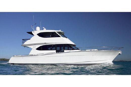 2008 Maritimo 52 Cruising Motoryacht
