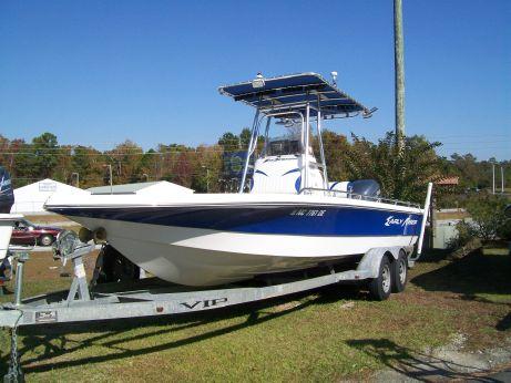 2007 Bay Stealth 2430 Liner