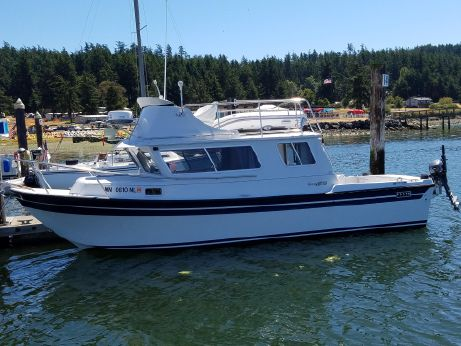 1999 Sea Sport Navigator with Flybridge