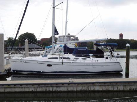 2009 Hunter 36