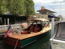 1996 Custom John's Bay Boat Company 35 Lobster Yacht