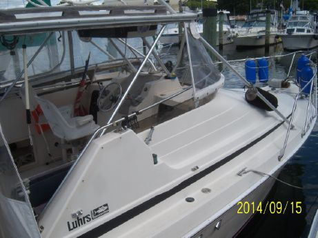 1986 Luhrs 29 Tower