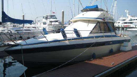 1985 Chris Craft Commander