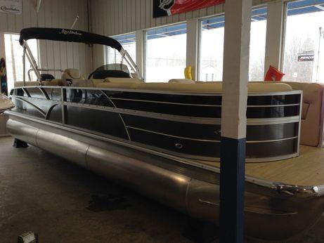 2015 Misty Harbor 2685SU Tri Toon