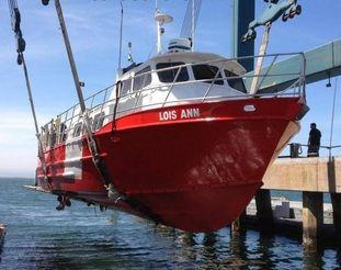 1976 Custom Dive Boat
