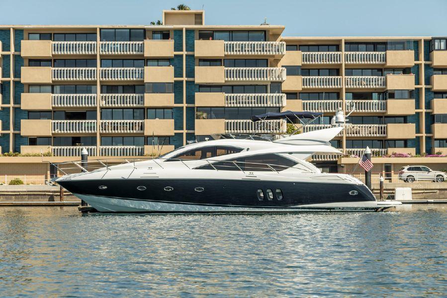 2008 Sunseeker Manhattan 60 Luxury Yacht Fractional Ownership