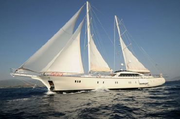 2011 Luxurious Sailing Yacht