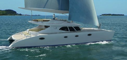 2013 Prout International 63S