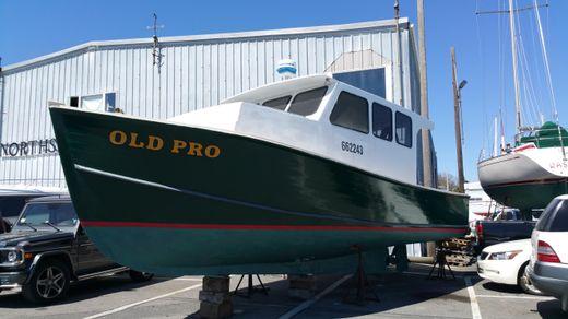 1983 Custom NE Lobster Boat