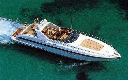 1999 Mangusta 80