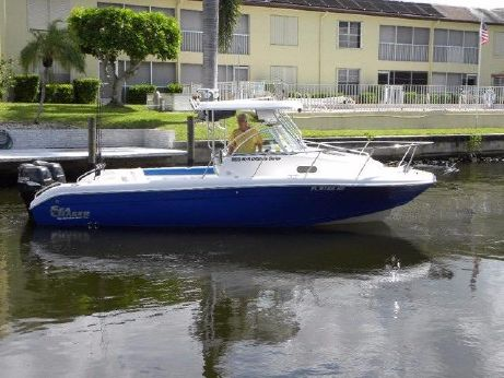 2006 Sea Chaser Offshore 24