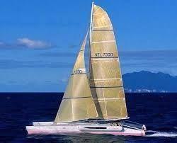 1983 Barker Catamaran