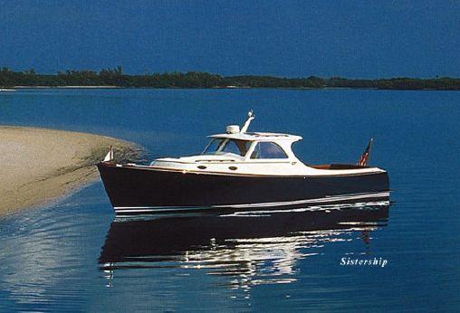 1998 Hinckley Picnic Boat