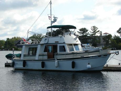 1984 Custom Trawler