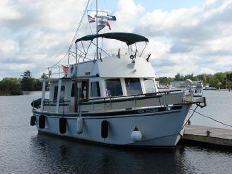 1984 Custom Trawler
