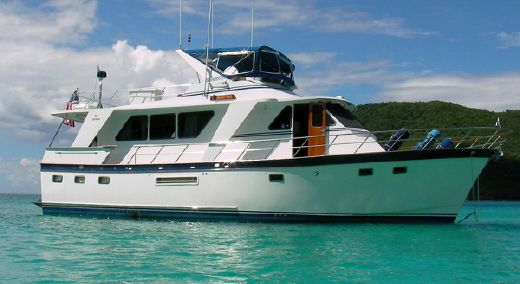 1988 Defever Performance Offshore Cruiser