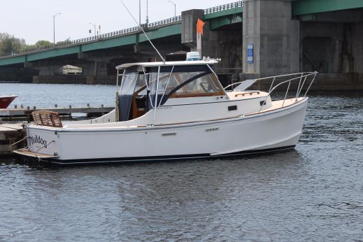 1987 Cape Dory Open Fisherman