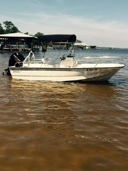 2013 Boston Whaler Montauk 19