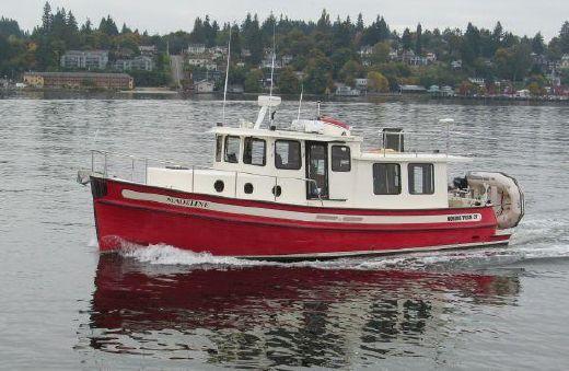 2001 Nordic Tug 37