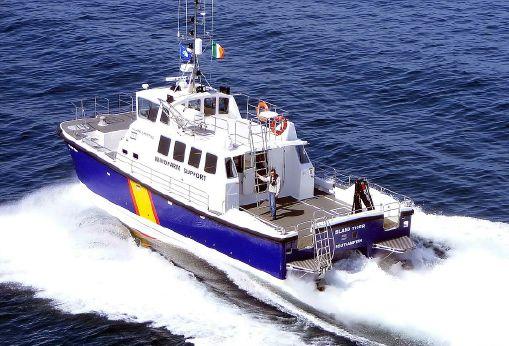 2016 Wildcat 53 Windfarm Support Vessel