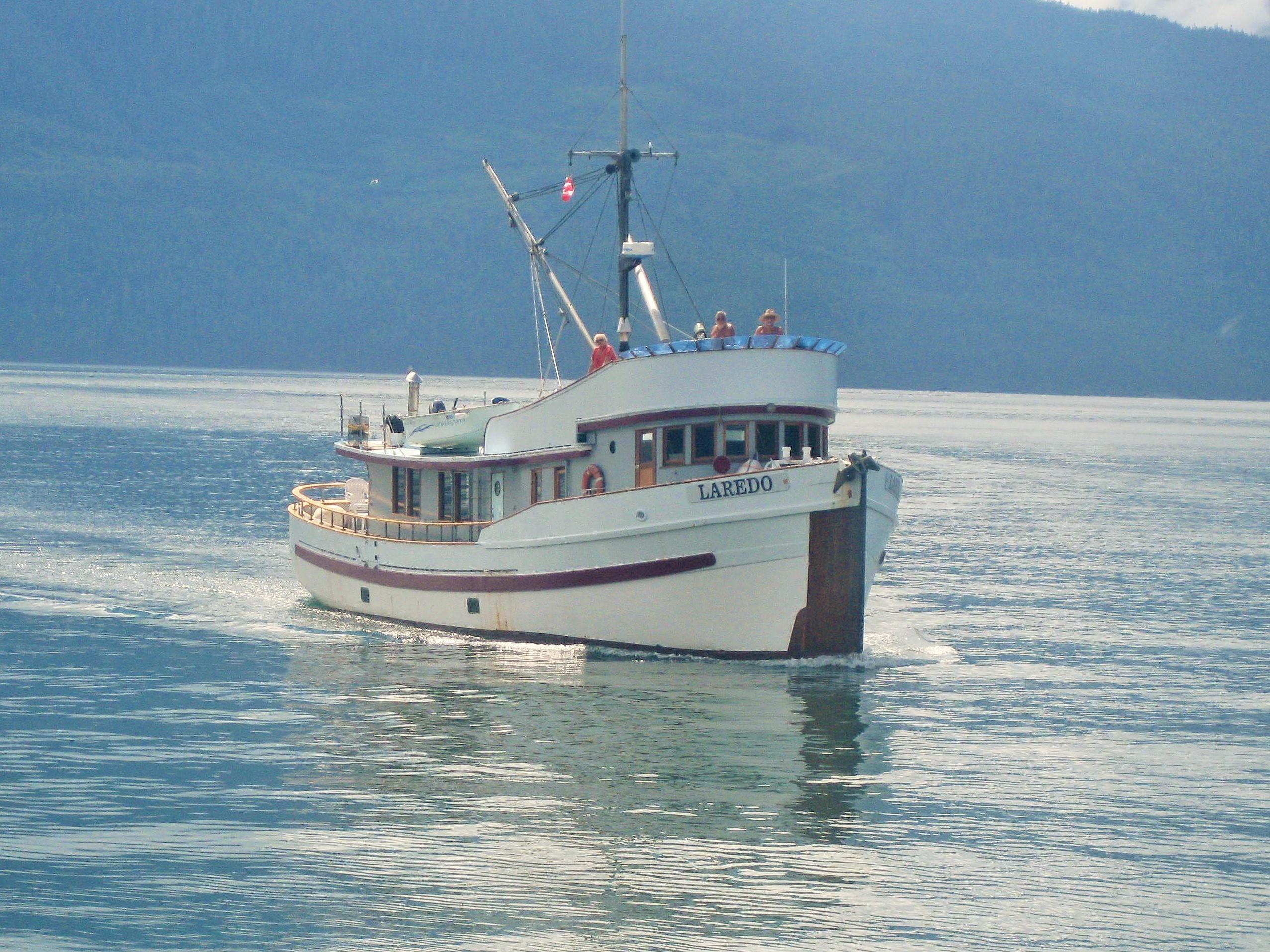 1941 Alaska Trawler Power Boat For Sale Www Yachtworld Com