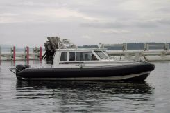 2007 Titan Boats 30 RIB Custom