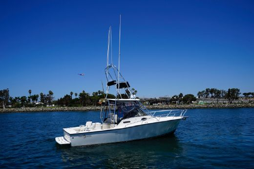 1999 Albemarle 280 Express Fisherman