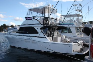 1999 Caribbean 40 Flybridge Cruiser
