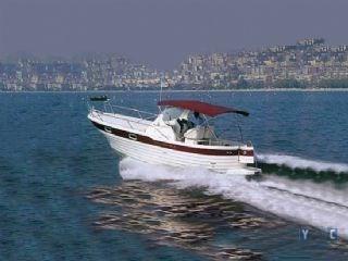 2017 Cad Marine Euro Fisher 730 S