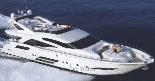 2008 Dominator Yachts DOMINATOR 780